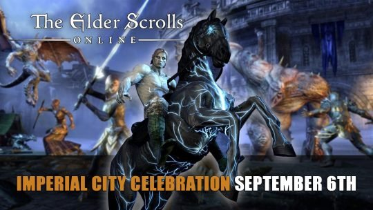ESO Imperial City Celebration Event Starts September 6th
