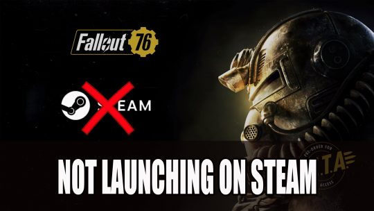 Fallout 76 Will Not Be Coming to Steam on Launch Day