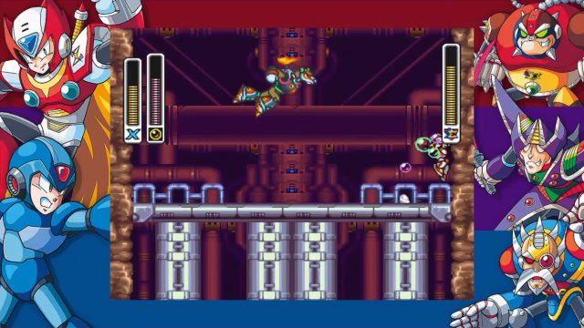 Mega Man X Volcanic Zone Stage Flame Stag Guide Jomaliabandcom - Minecraft desperado hauser