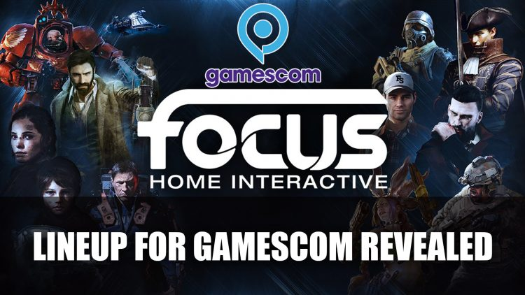 Focus Home Interactive's Gamescom Lineup to Include Call of Cthulhu, The Surge 2 and More