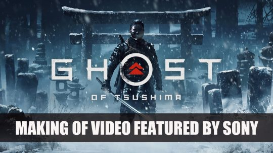 Sony Developer Releases Making of Ghost of Tsushima in New Featured Video