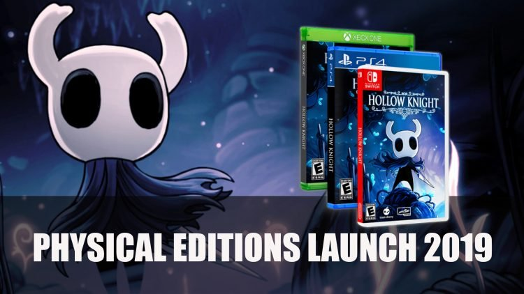 Hollow Knight Gets Physical Release for PS4, Xbox One and Switch