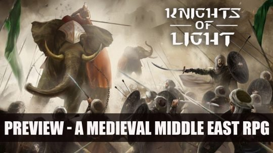 Knights of Light Pre-Alpha Preview – A Middle East Medieval RPG