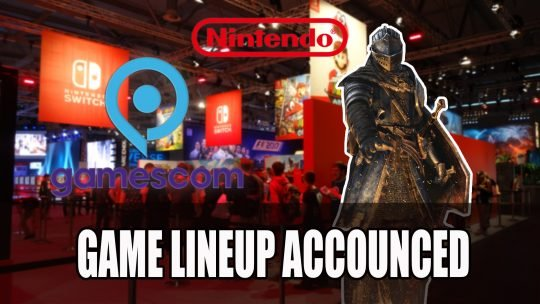 Nintendo's Gamescom 2018 Lineup Revealed