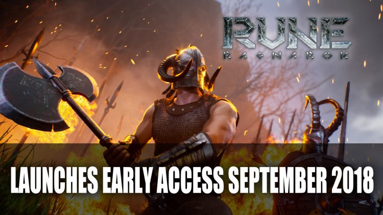 Open-world Viking RPG Rune Launches on Steam Early Access September 2018