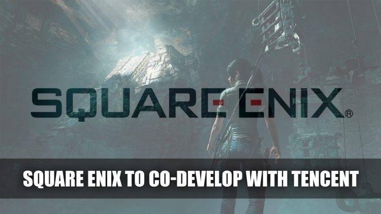 Square Enix se joint à Tencent pour développer des AAA sur des nouvelles licences