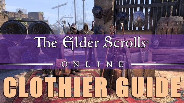 ESO Clothier Guide: Sets, Armor and Fast Leveling