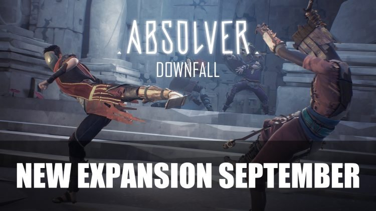 Absolver Receives Free Downfall Expansion for PS4 and PC This September