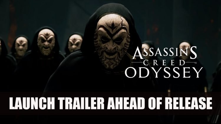 Assassin's Creed Odyssey Releases Epic Launch Trailer
