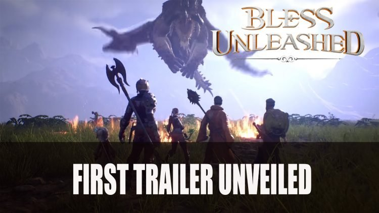 Bless Unleashed First Trailer Unveiled