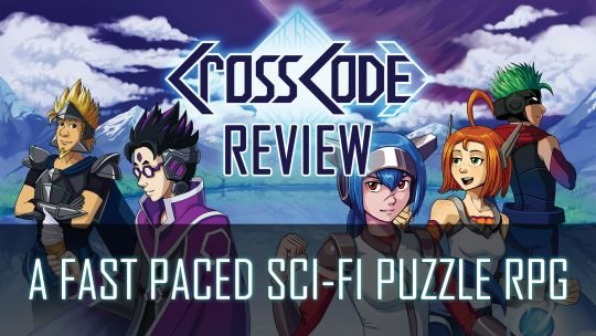 CrossCode Review – A Fast Paced Sci-fi Puzzle RPG