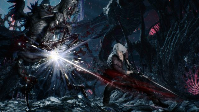 dmc5-dante-gameplay-destructible-environment-puzzles-level-design
