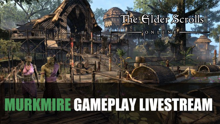 ESO Murkmire DLC Gets Showcased by Bethesda