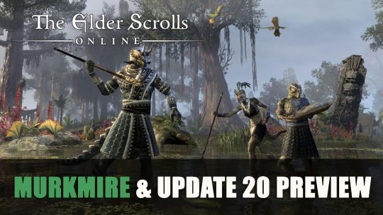 ESO Murkmire DLC and Update 20 Preview