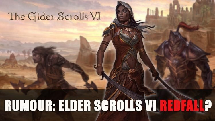 Elder Scrolls 6 Connected to Redfall Trademark?