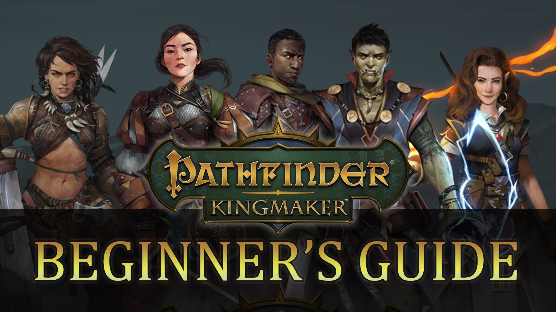 Pathfinder Kingmaker - Beginner's Guide | Fextralife