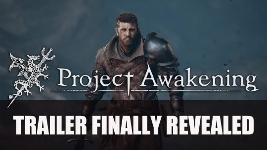 Cygames' Project Awakening Finally Revealed To All
