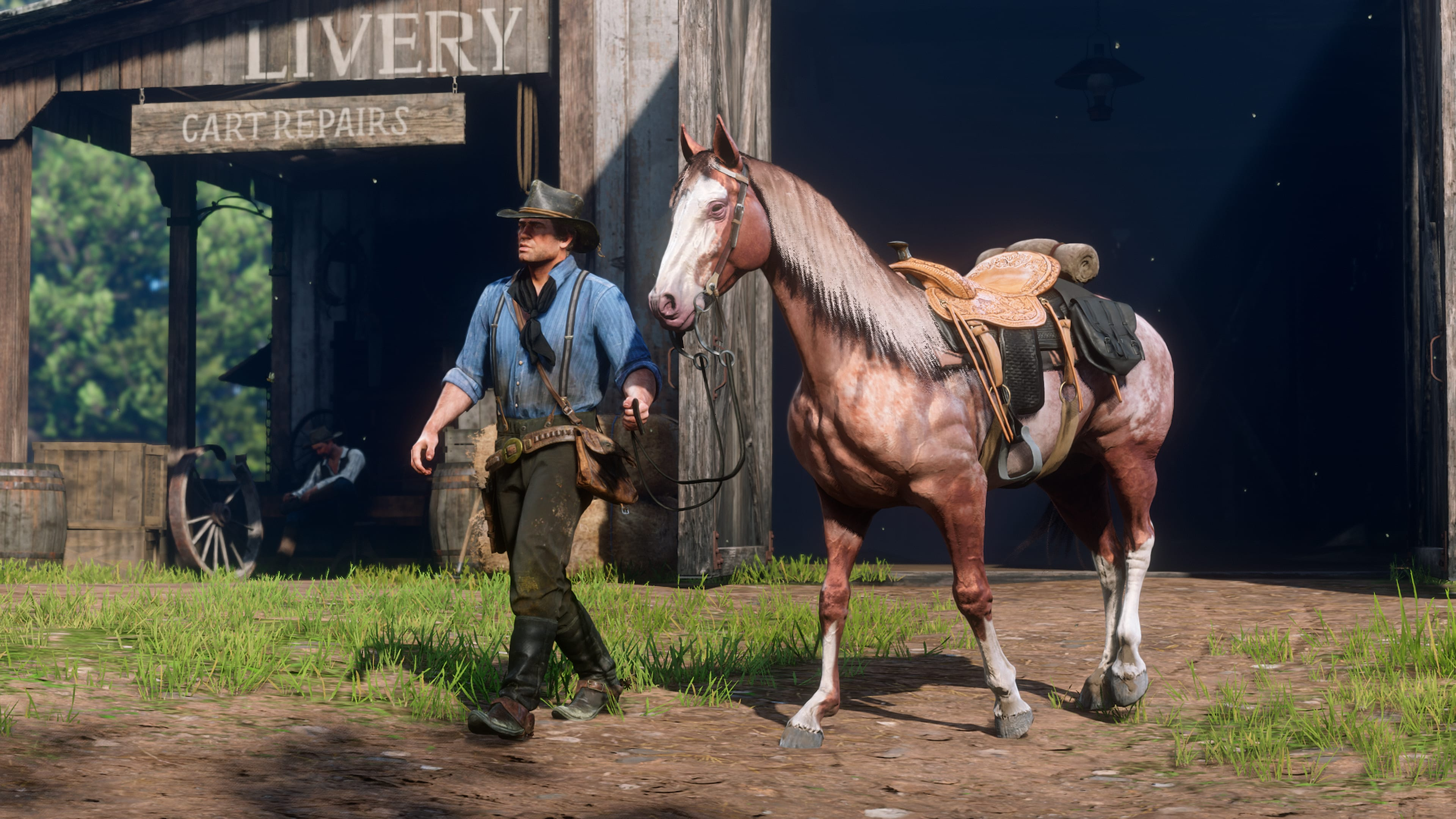 Red Dead Redemption 2: Horse Guide | Fextralife