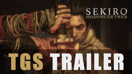 TGS Sekiro Trailer reveals Spear, Wall Jumping, Hidden Walls & more