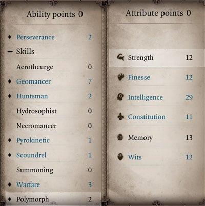 Pathfinder Kingmaker Sage Sorcerer Build
