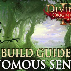 Divinity Original Sin 2 Builds: Venomous Sentry (Ranger