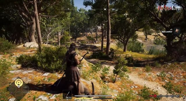 Assassasin's Creed Odyssey Hunter 01