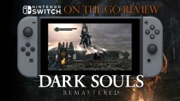 Dark Souls on the Go – Nintendo Switch Review