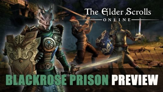 ESO: Murkmire's Blackrose Prison Preview