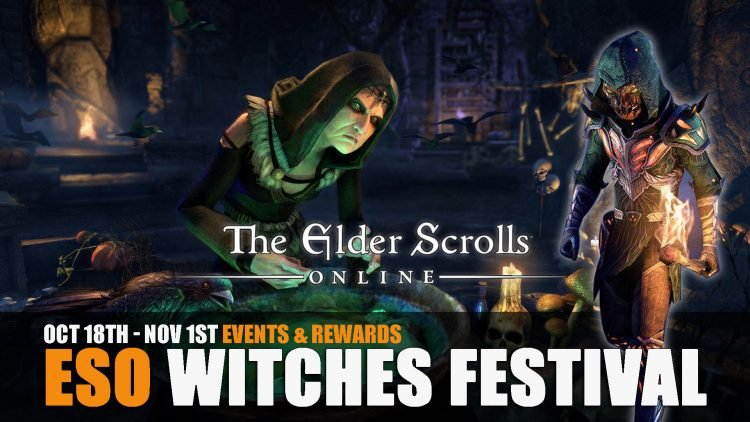 Witches Festival Details and Rewards