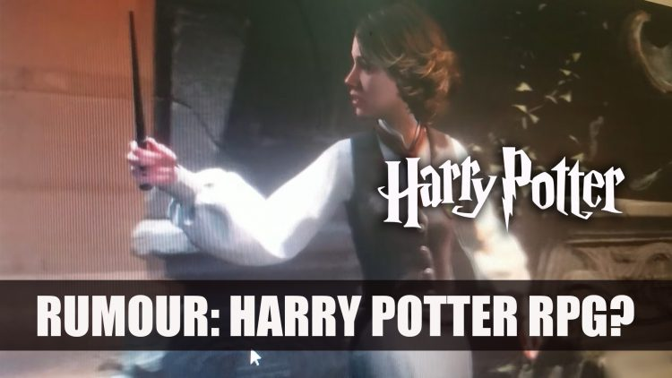 Rumour: Harry Potter RPG Footage Leaked?