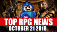 Top RPG News Of The Week: October 21st 2018 (Diablo, Assassin's Creed, Thronebreaker and more!)