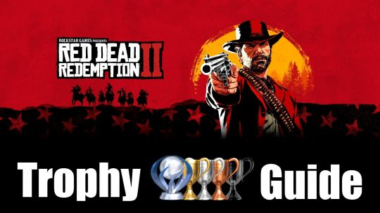 Red Dead Redemption 2 Trophy Guide & Roadmap