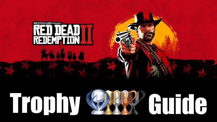 Red Dead Redemption 2 Trophy Guide & Roadmap