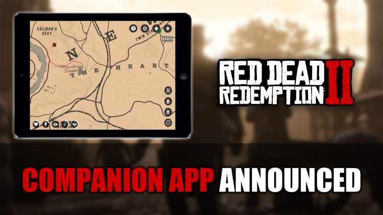 Red Dead Redemption 2 Official Companion App Launches Friday