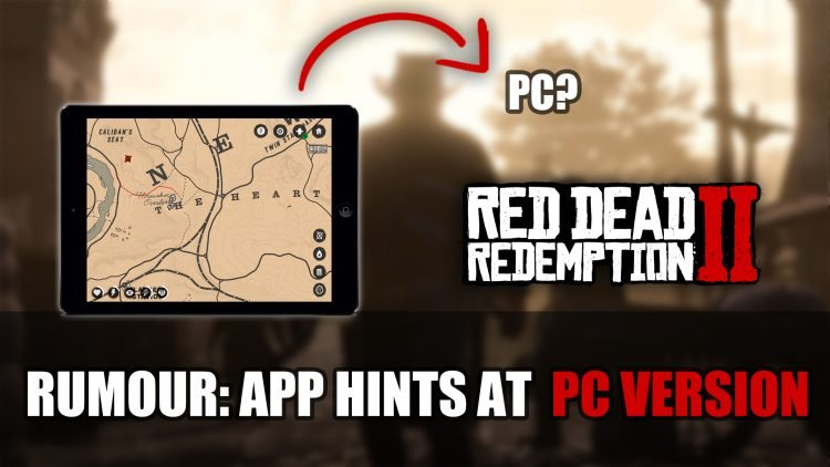Red Dead Redemption 2 App May Reveal Hints of PC Version
