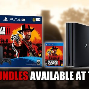 Red Dead Redemption 2 Will Be Arriving Early at Target