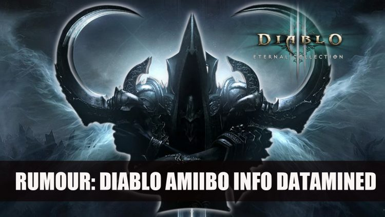Rumour: Diablo III Eternal Collection to get Amiibo for Nintendo Switch