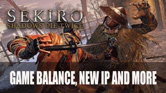 Sekiro: Shadows Die Twice Interview Talks About Balance, New IP and More