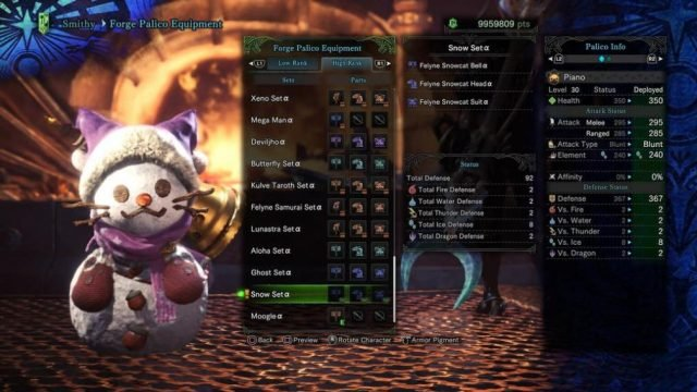 MHW: Winter Star Festival & Its Contents | PC Gaming Supply