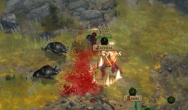 Pathfinder Kingmaker Builds: Jaethal the Grim Reaper