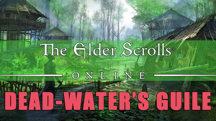 Dead-Water's Guile: ESO Sets Guide - Ultimate Advantage