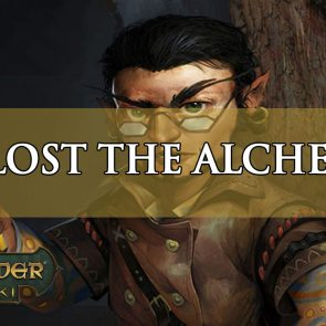 Pathfinder Kingmaker Builds: Jubilost the Alchemist