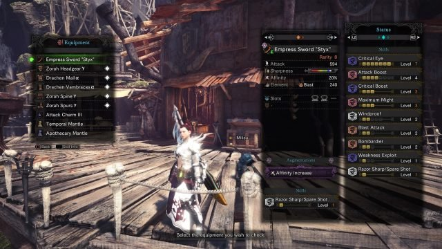 monster hunter world how to go airbourne with longsword