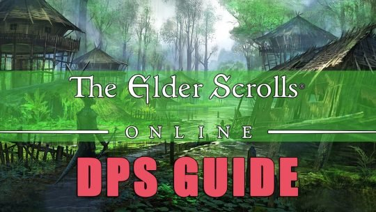 ESO DPS Guide: Gear, Damage Sources & Rotations