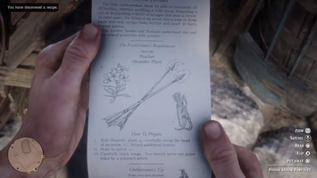 Red Dead Redemption 2: All Pamphlets Location Guide | Fextralife