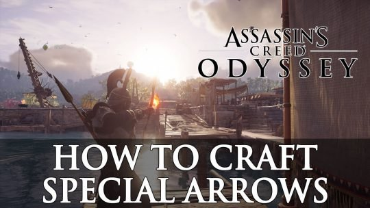 Assassin's Creed Odyssey: How to Craft Special Arrows