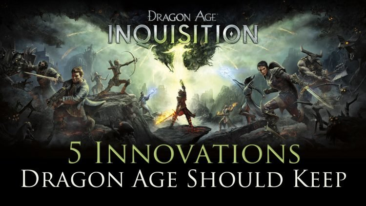 5 Innovations Dragon Age Should Keep After Inquisition