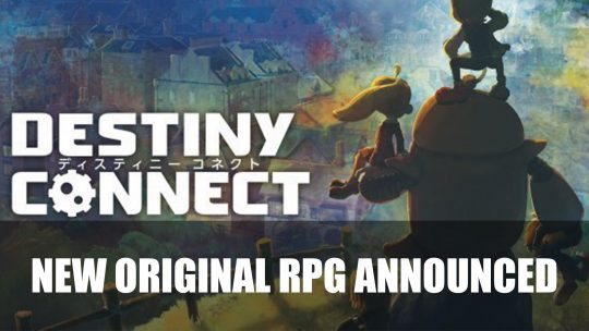 Nippon Ichi Software Announces Original RPG Destiny Connect