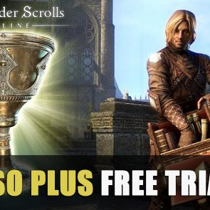 ESO Plus Free Trial Event