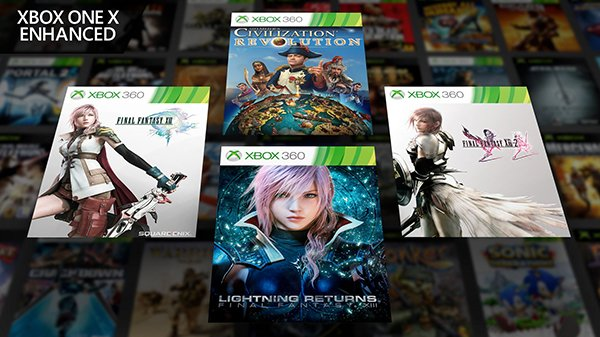 Final Fantasy 13 Trilogy Becomes Xbox One Backwards Compatible